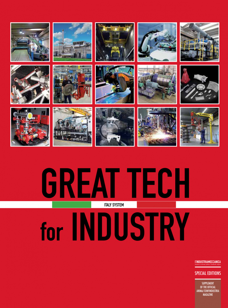 Great Tech for Industry