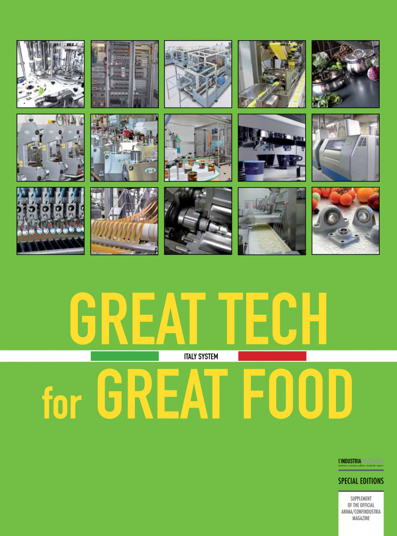 Great Tech for Food