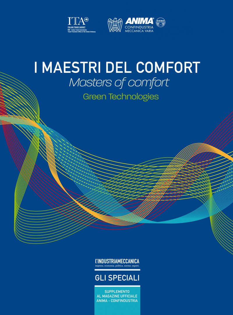 I Maestri del Comfort 2018