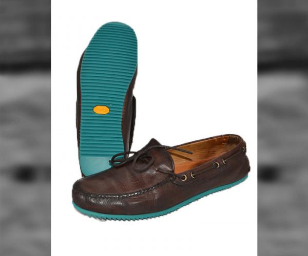 Risuolatura Car Shoes con Vibram modello MINIRIPPLE
