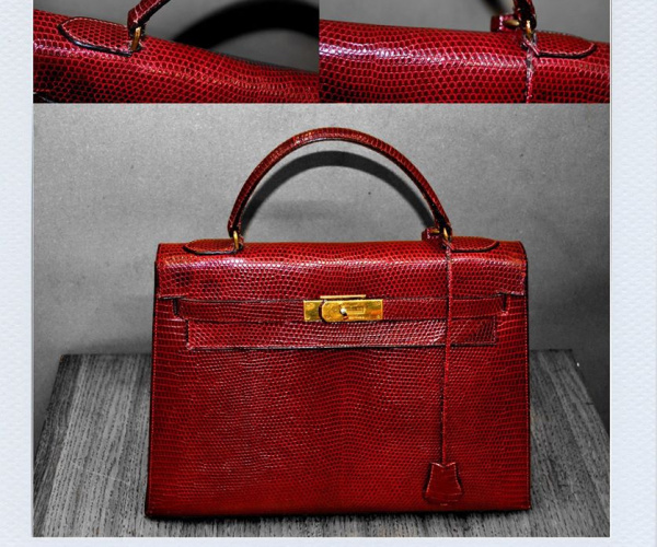 Rinforzo manico borsa Hermès