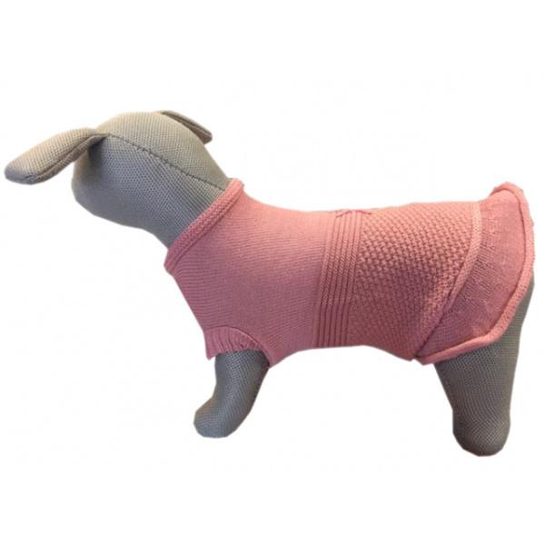 Maglioncino rosa con