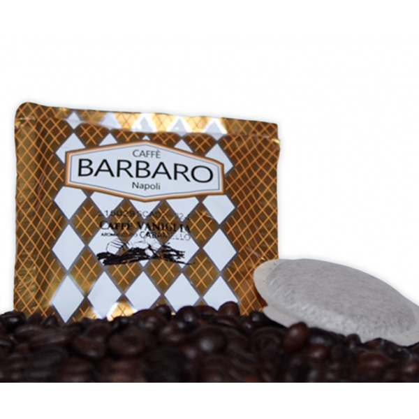 20 Cialde Caffè Creme Caramel e Vaniglia
