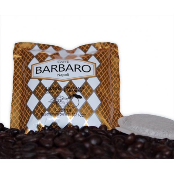 20 Cialde Caffè Cioccolato e Arancio