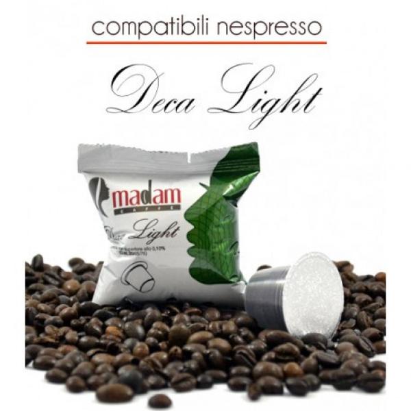 100 Capsule Deca Light Comp.Nespresso
