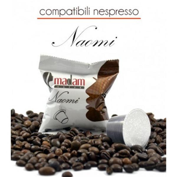 100 Capsule Naomi Comp.Nespresso