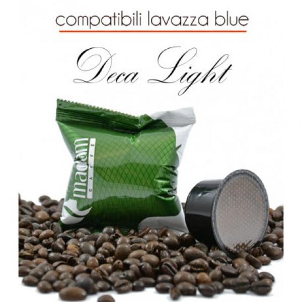 100 Capsule Deca Light Comp.Lavazza Blue