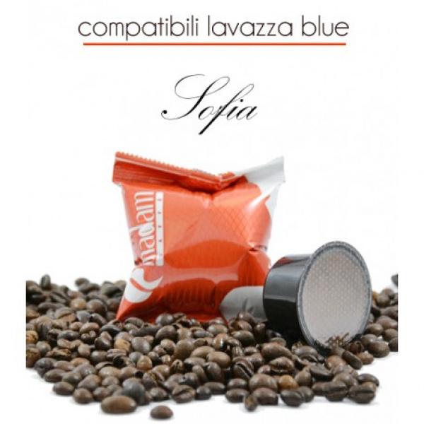 100 Capsule Sofia Comp. Lavazza Blue