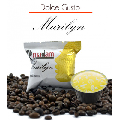100 Capsule Marilyn Comp.Dolce Gusto