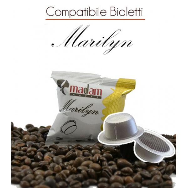 100 Capsule Marilyn Comp.Bialetti