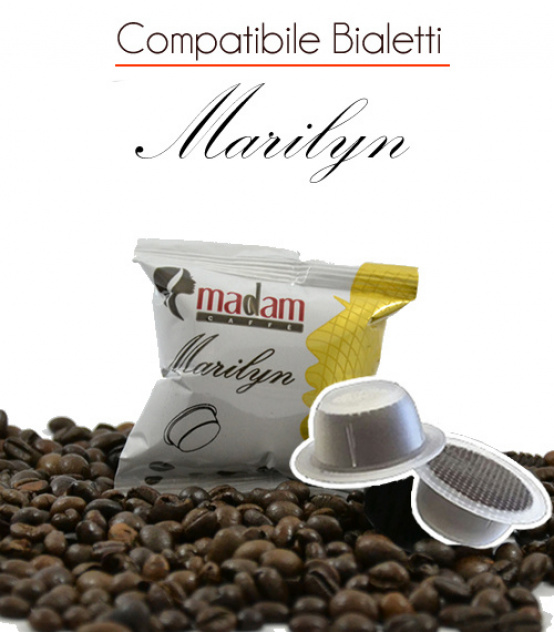 100 Capsule Marilyn Comp.Bialetti_1