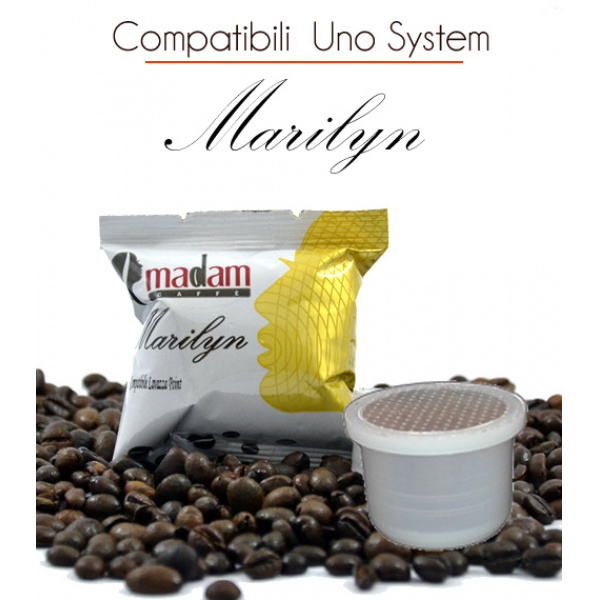 100 Capsule Marilyn Comp. UNO SYSTEM