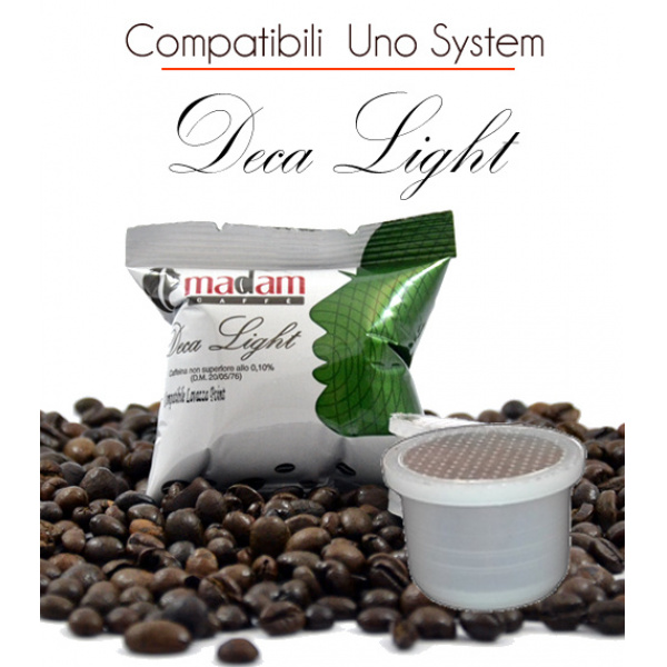 100 Capsule Deca Light comp. UNO SYSTEM