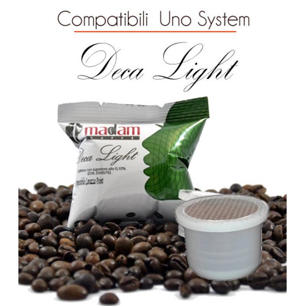 100 Capsule Deca Light comp. UNO SYSTEM_1