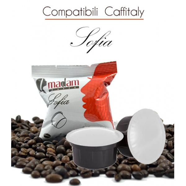 100 Capsule Sofia Comp. CAFFITALY