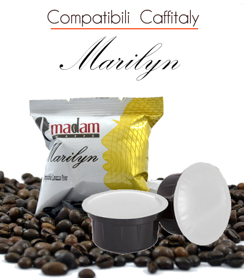 100 Capsule Marilyn Comp. CAFFITALY