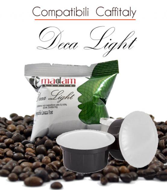 100 Capsule Deca Light comp. CAFFITALY _1