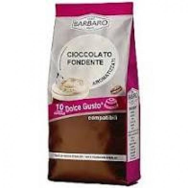 20 Capsule Caffè all Cioccolato Fondente Comp.Dolce Gusto