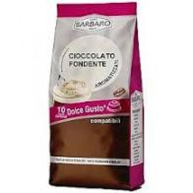 20 Capsule Caffè all Cioccolato Fondente Comp.Dolce Gusto_1