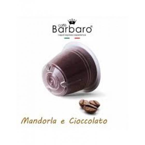 20 Capsule Caffè Mandorla e Cioccolato Comp. Nespresso