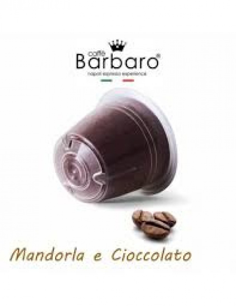 20 Capsule Caffè Mandorla e Cioccolato Comp. Nespresso_1