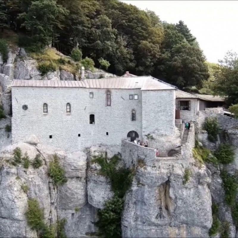 Santuario della Verna_4