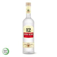 OUZO 12 GRECO (ANICE) CL 0.70