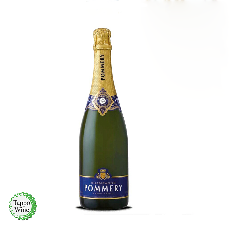 CHAMPAGNE POMMERY ROYAL BRUT ASTUCCIATO 0,75