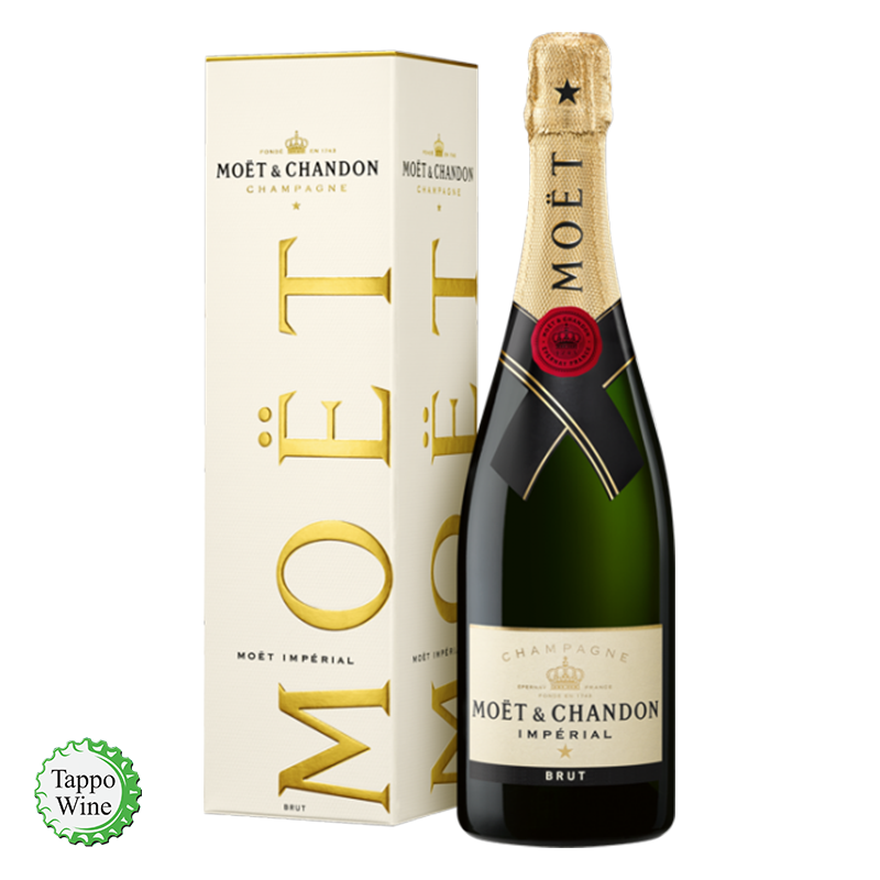 CHAMPAGNE MOET & CHANDON BRUT IMPERIAL CL 75