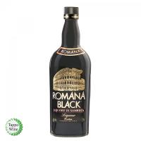 SAMBUCA ROMANA BLACK CL.75