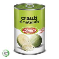 CRAUTI AL NATURALE LATTA D'AMICO  GR.385 X12