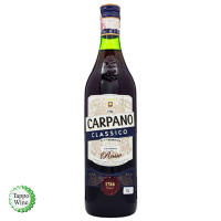 CARPANO CLASSICO VERMOUTH ROSSO LT 1
