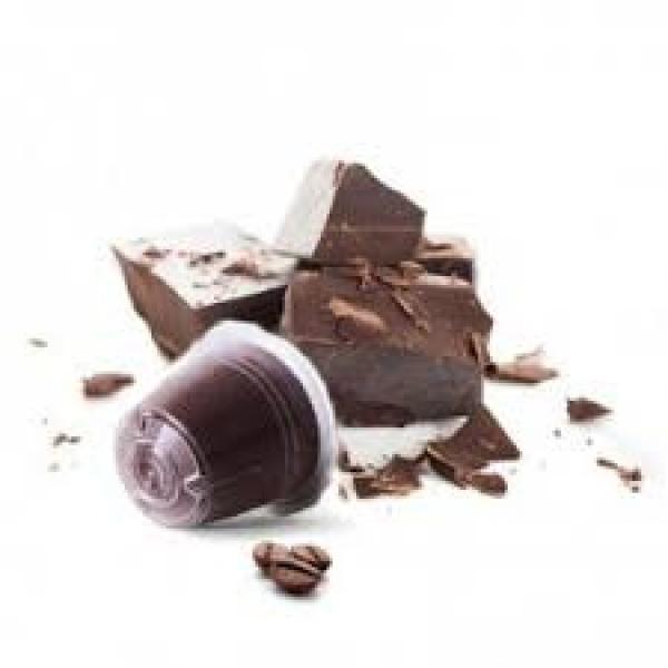 80 Capsule Cioccolato Gattopardo Comp. Nespresso