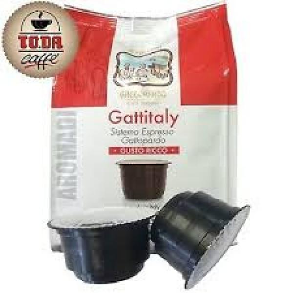 100 Capsule Gattopardo Gusto Ricco Comp. CAFFITALY