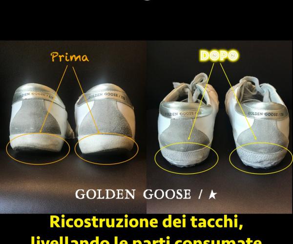 GGDB - Golden Goose - risuolatura con Vibram NewBoulder