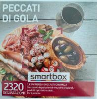 SmartBox 1 Esperienza gastronomica per 2 persone