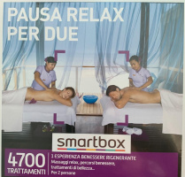 SmartBox 1 Esperienza benessere rigenerante per 2 persone