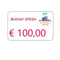 Buono spesa di € 100,00