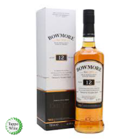WHISKY ISLAY SCORCH 12 Y BOWMORE CL.70