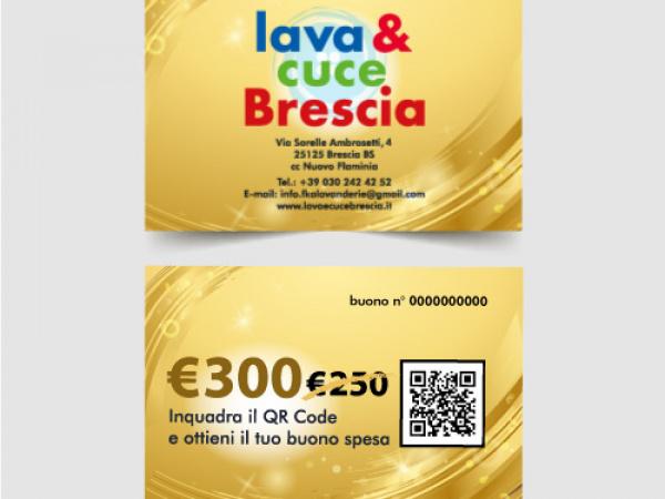 TAGLIO DA 250 EURO