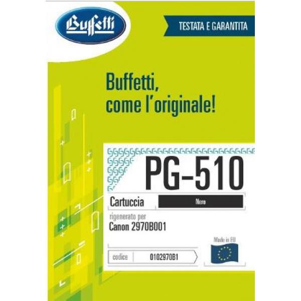 CANON CARTUCCIA INK JET - COMPATIBILE PG-510 - NERO