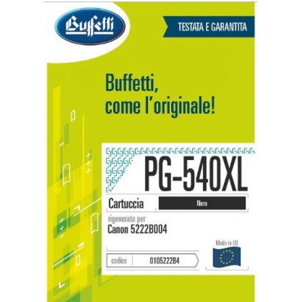 CANON CARTUCCIA INK JET - COMPATIBILE PG-540 XL - NERO