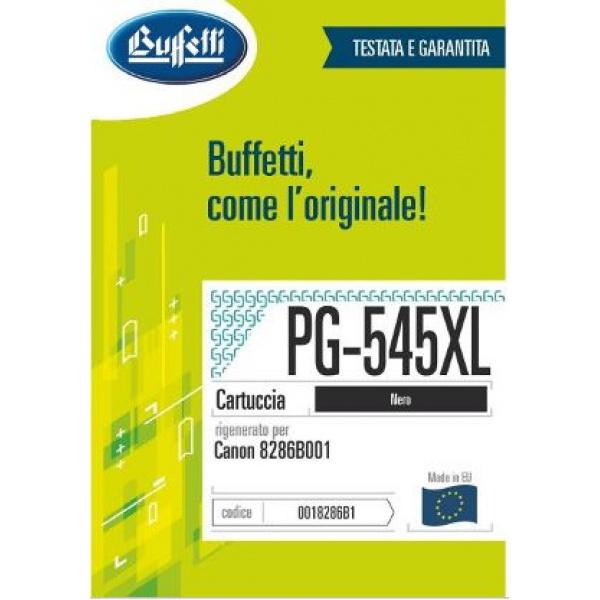 CANON CARTUCCIA INK JET - COMPATIBILE PG-545XL - NERO