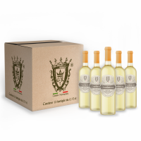 Abelardo Chardonnay 0,75 l 12 bottiglie