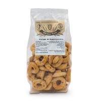 Taralli  Gusti Mix 250 g Peperoncino