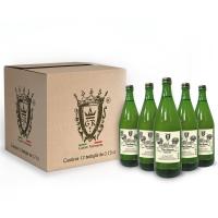 Vino bianco classico calabrese 1 lt 12 Pz