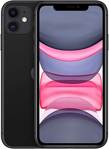 iPhone 11 128 GB Black noleggio lungo termine