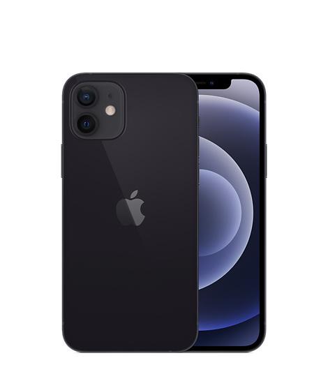 iPhone 12 64 GB Black 5G noleggio lungo termine