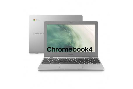 SAMSUNG CHROMEBOOK INCE / N4000 / 15.6 / RAM 4GB/ HD 64GB SSD / PLATIN 36 mesi