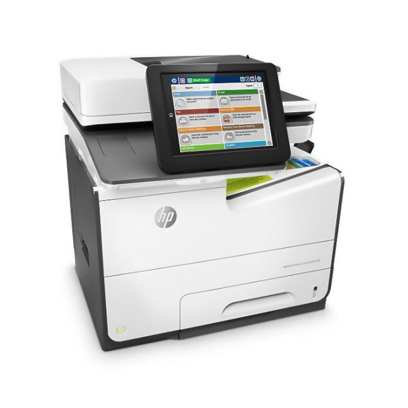 Stampante HP P58650dw Profilo STANDARD (500+250 pagine mese) noleggio lungo termine
